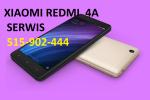 Xiaomi Wymiana szybki wyswietlacza Xiaomi Redmi 4 4X
