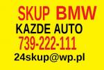 SKUP aut KUPIĘ BMW E30 E34 E36 E38 E39 E60 WARSZAWA 739-222-111